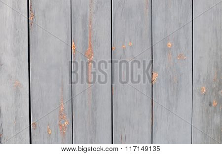 Old Vintage Rusty Wood Background Board