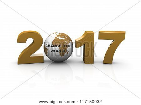 2017 - Change The World