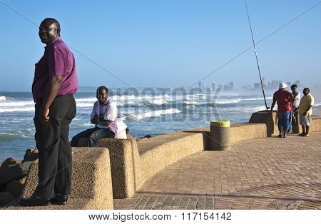 The Indian Comunity In Durban