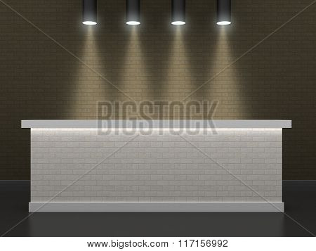 The Bar Made Of Brick 2