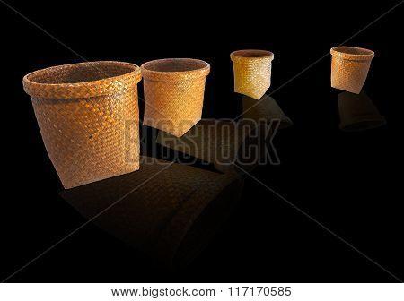 Handy Craff Basket Illustration Graphic Design