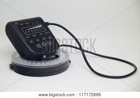 Camera flash light