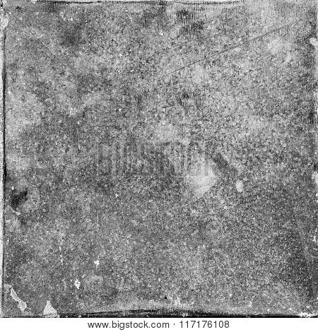 scratched texture of zinc sheet