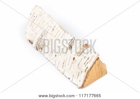 Birch Firewood Log