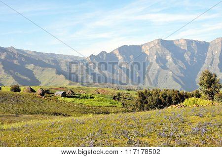 Simien Mountains Park