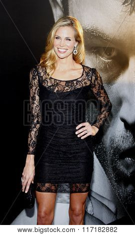 Brooke Burns at the Los Angeles Premiere of