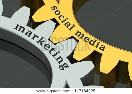 Social Media Marketing Concept