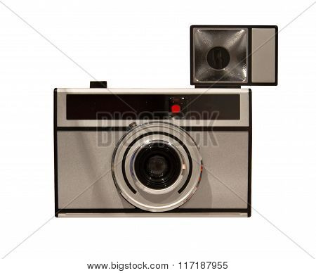 Old Camera, Isolated