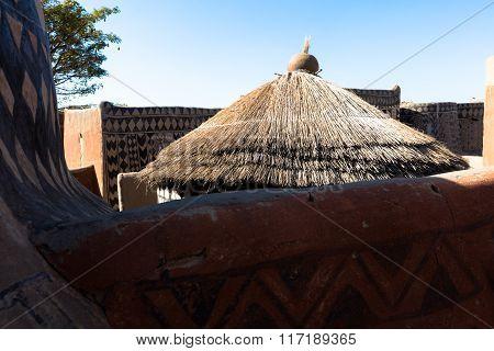 Tiebelè. Kassena Village