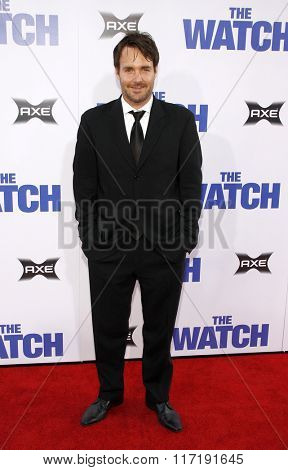 Will Forte at the Los Angeles premiere of