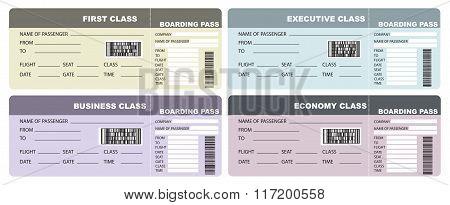 Set Plane Tickets