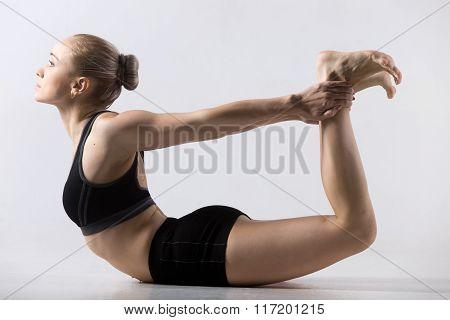 Dhanurasana, Bow Pose