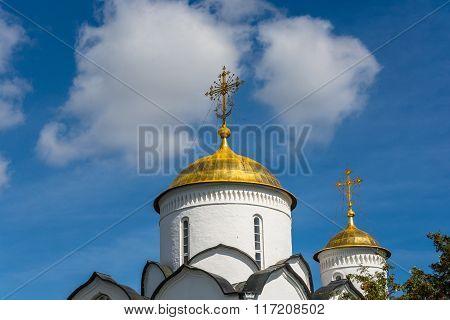Orthodox Church Dome.