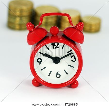 Time is Money Right!