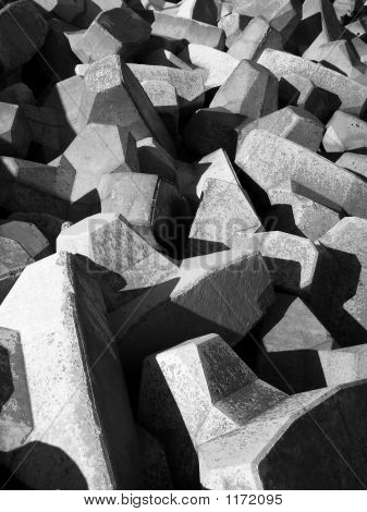Breakwater Blocks