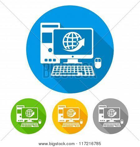 Computer Icons Round