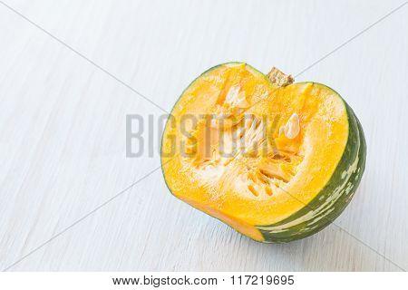 Kabocha , Japanese pumpkin