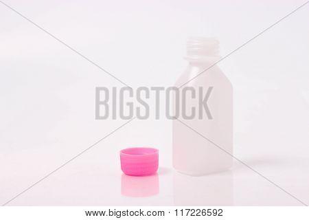 Liquid Medicine Bottle