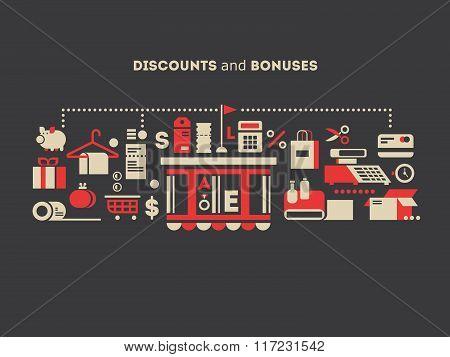 Discounts and bonuses