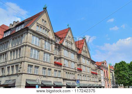 Munich Old Town