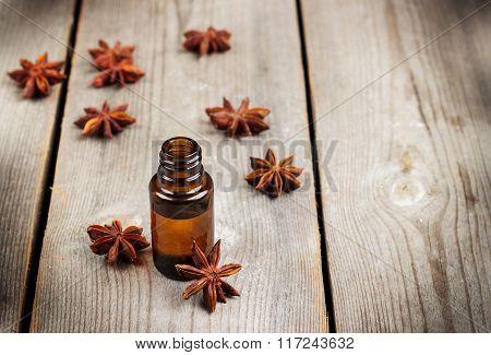 Organic anise essential oil
