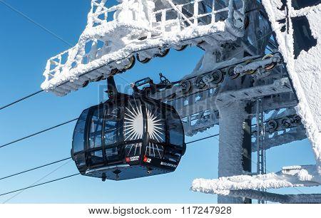 Cableway in Tatras