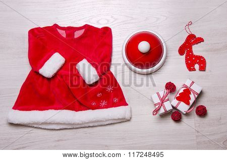Baby Ckothing, Christmas Concept