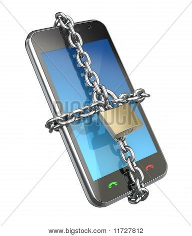 Telefone bloqueado