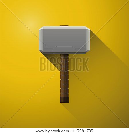 Hammer of Thor, the vikings