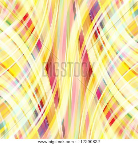 Abstract Technology Background Vector Wallpaper. Yellow, White, Brown Colors. Stock Vectors Illustra