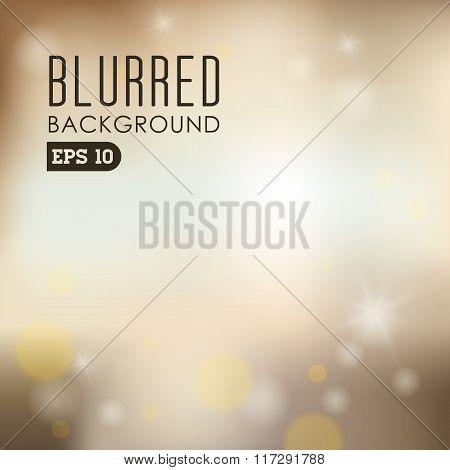 Blurre background graphic