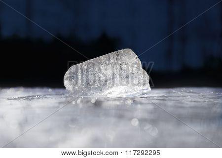 Melting Ice Piece