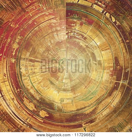 Spherical abstract background or texture. With different color patterns: yellow (beige); brown; red (orange); gray; pink