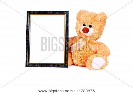 Frame Vert Bear Left