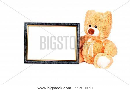 Frame Hor Bear Left