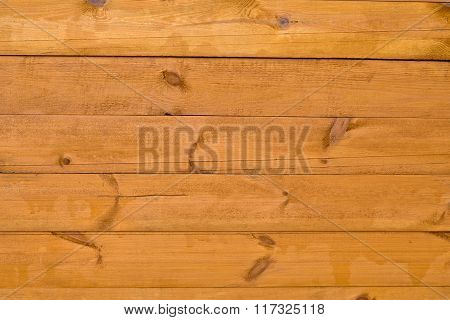 Yellow boards, a background or texture