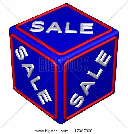 Block With Word Sale