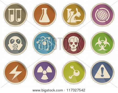 Science Symbols Icons