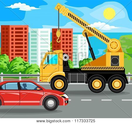 construction machinery and bilding