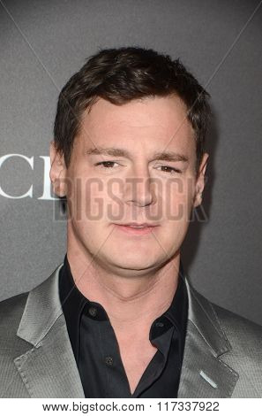 LOS ANGELES - FEB 1:  Benjamin Walker at the The Choice Special Screening at the ArcLight Hollywood Theaters on February 1, 2016 in Los Angeles, CA