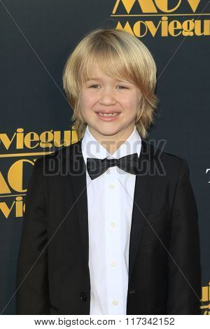 LOS ANGELES - FEB 5:  Bobby Batson at the 24th Annual MovieGuide Awards at the Universal Hilton Hotel on February 5, 2016 in Los Angeles, CA