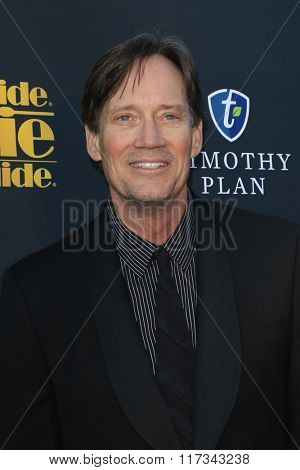 LOS ANGELES - FEB 5:  Kevin Sorbo at the 24th Annual MovieGuide Awards at the Universal Hilton Hotel on February 5, 2016 in Los Angeles, CA