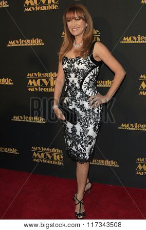 LOS ANGELES - FEB 5:  Jane Seymour at the 24th Annual MovieGuide Awards at the Universal Hilton Hotel on February 5, 2016 in Los Angeles, CA