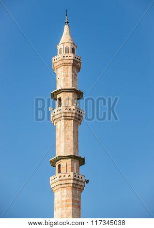 Minaret In Amman