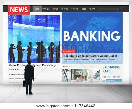 Banking Currency Finance Money Fund Concept