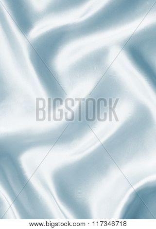 Smooth Elegant Grey Silk Or Satin As Wedding Background
