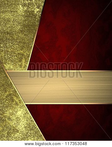 Abstract Background For An Inscription. Element For Design. Template For Design. Copy Space For Ad B