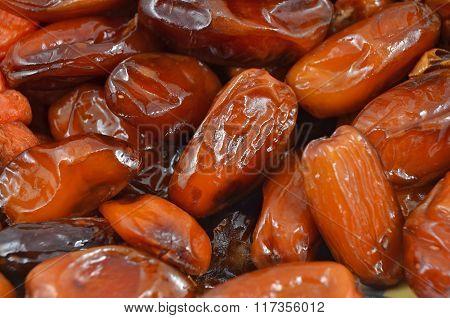 Date Fruit, Close Up