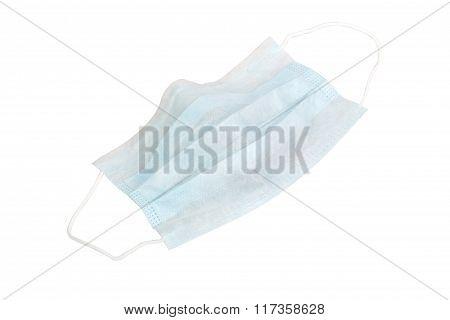 Medical Protective Shielding Bandage Isolated On White