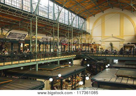 Downtown Market Mezzanine